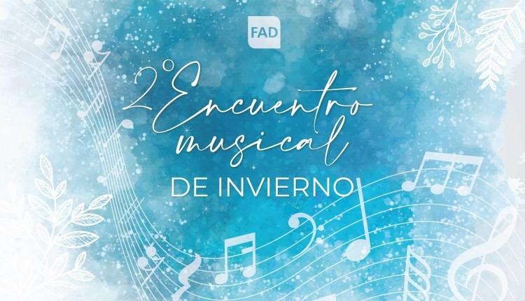Cuenta regresiva para el segundo Encuentro Musical de Invierno