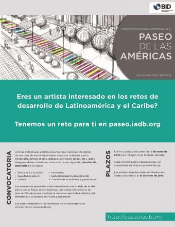Convocan a artistas a presentar propuestas sobre el rol social del arte