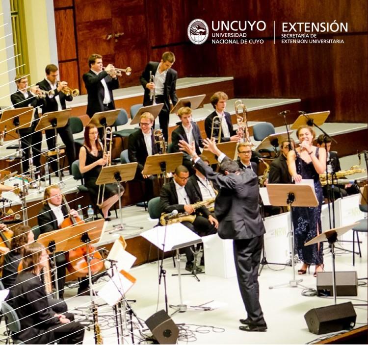 Big Band NRW de Jazz de Alemania dictará una clase abierta en Mendoza