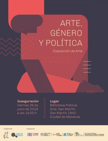 Mediante una muestra artística se aproximarán a problemáticas de género y política