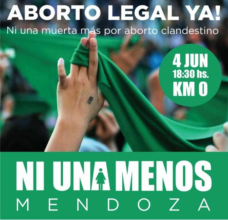 La concentración es a las 18.30 en San Martín y Garibaldi de Ciudad.