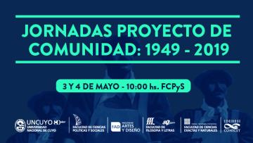 Docente de la FAD disertará en las Jornadas en conmemoración del primer Congreso Nacional de Filosofía