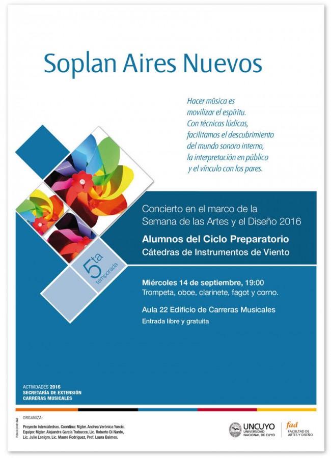 Soplan Aires Nuevos