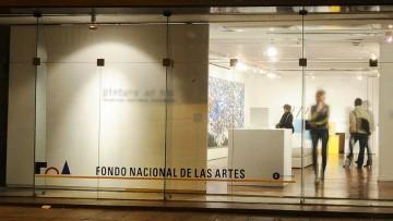 Convocatorias del Fondo Nacional de las Artes