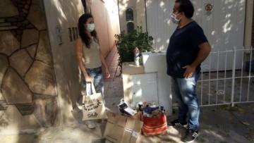 Invitan al personal de la UNCUYO a separar los residuos de su hogar