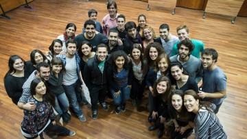 Convocatoria del Coro Universitario de Mendoza