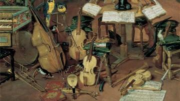 Clase Magistral Introducción a la Práctica de Instrumentos Pulsados del Barroco