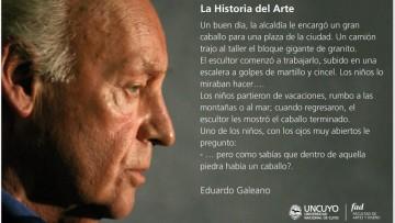 Adiós a Eduardo Galeano