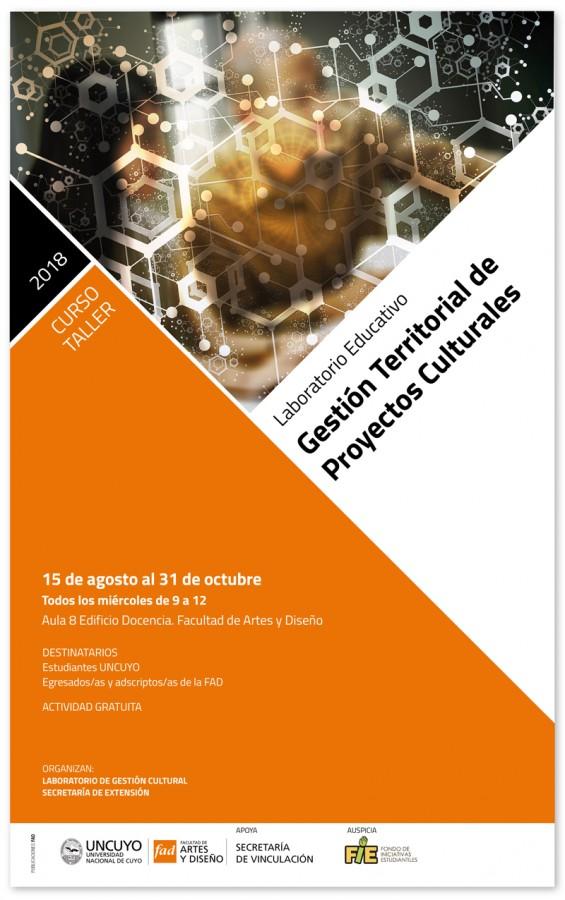 Curso gratuito sobre gestión territorial de proyectos culturales