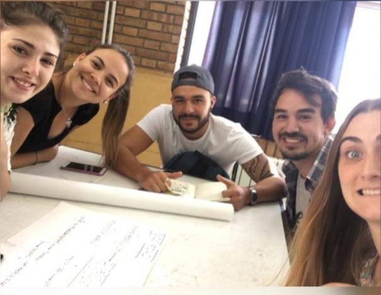 Con gran tristeza la Facultad de Artes y Diseño despide al estudiante Gonzalo Molina