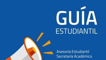 Ya está disponible la guía estudiantil 2020