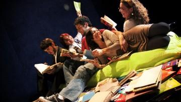 Viernes de Teatro en el Cajamarca.