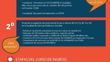 Continúan abiertas las inscripciones para la Tecnicatura Universitaria en Producción Audiovisual
