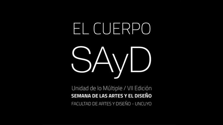 Nuevas fechas para la Semana de las Artes y el Diseño - Unidad de lo Múltiple - VII Edición