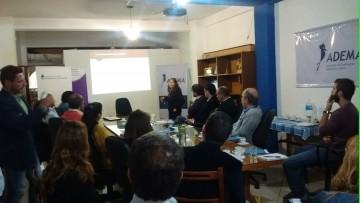 Se presentó el Plan Nacional de Diseño en Mendoza