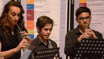 Formarán a niños, niñas y adolescentes para tocar instrumentos musicales