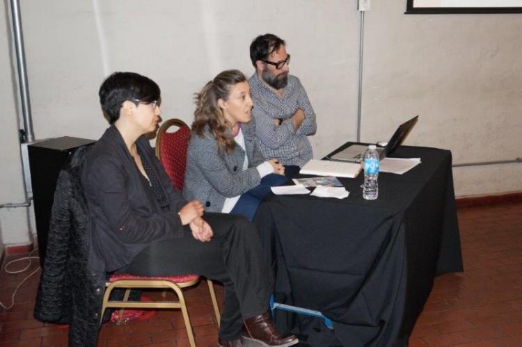 """Diseñadores de la FAD participaron en la Jornada Tecnológica """"Productividad, Diseño y Sistemas de Gestión"""""""