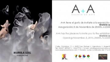 Exposición de Mariela Leal