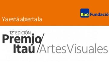 Nueva edición del premio Itaú para Artes Visuales