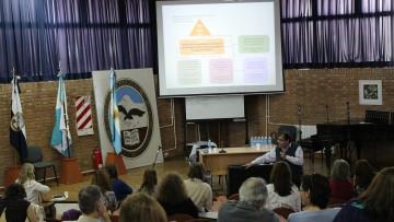 imagen que ilustra noticia Docentes y autoridades de la FAD participaron de las Jornadas Académicas 2016