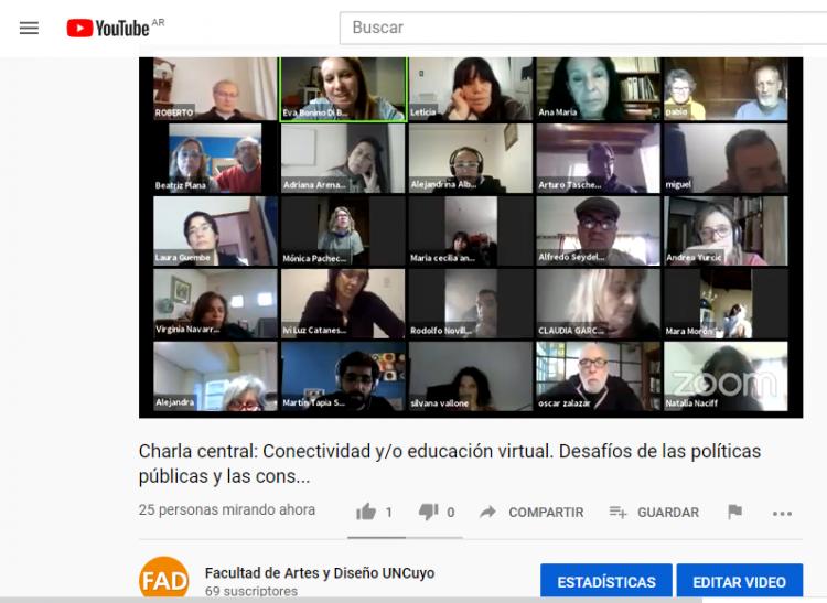 """""""Antijornadas Virales"""" de la FAD en YouTube"""