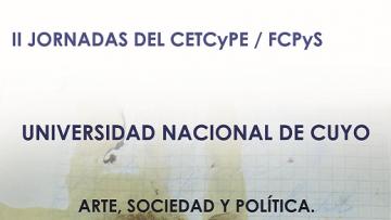 Jornadas de Investigación del CEDAV y CETCyPE