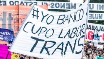 La FAD celebra la ley de cupo laboral mínimo para personas travestis, transexuales y transgéneros