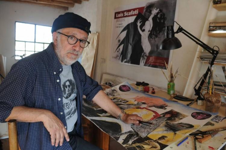 Luis Scafati estará presente en Feria del Libro de Mendoza