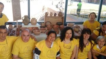 Colectivo de ceramistas Manos del Arenal ingresó a Puntos de Cultura