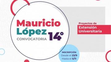 """Inscripciones abiertas para presentar proyectos """"Proyectos Mauricio López"""""""