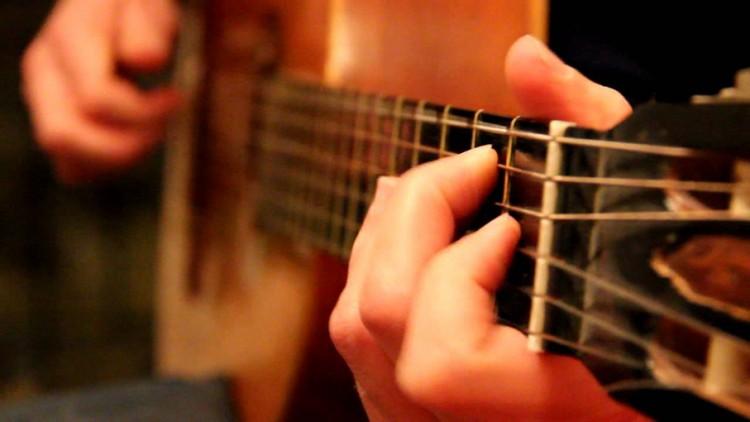 Clase Magistral de Guitarra