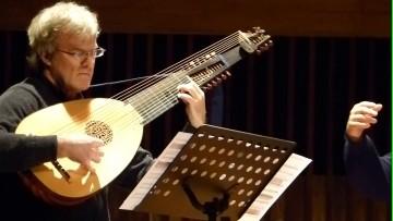 Clases magistrales de música renacentista y barroca