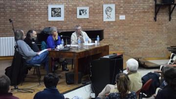 Juan Falú abrió el debate en torno a la cultura, el mercado, la formación y el quehacer artístico