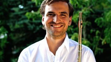 imagen que ilustra noticia Santiago Clemenz dictará una Clase Magistral de flauta