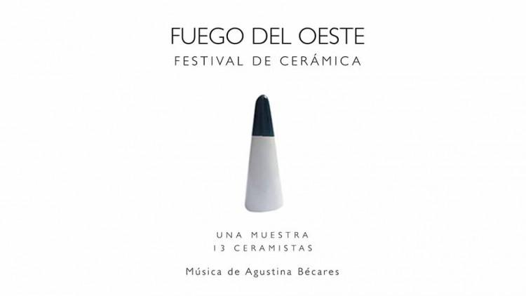 Invitan al festival de cerámica Fuego del Oeste