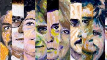 Un artista norteamericano homenajeará a desaparecidos/as de Mendoza