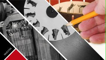 """Estudiantes y docentes de la FAD exponen la muestra """"Dibujos y la Historia del Cine"""""""