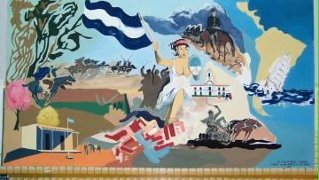 """Concurso Mural """"Mendoza del Bicentenario. Cuna de la Independencia"""""""