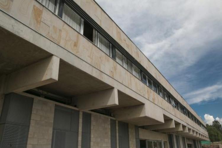 Suspensión de actividades en el Edificio de Música