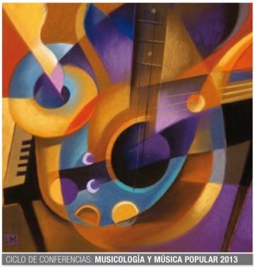 Conferencia de Musicología y Música Popular 2013