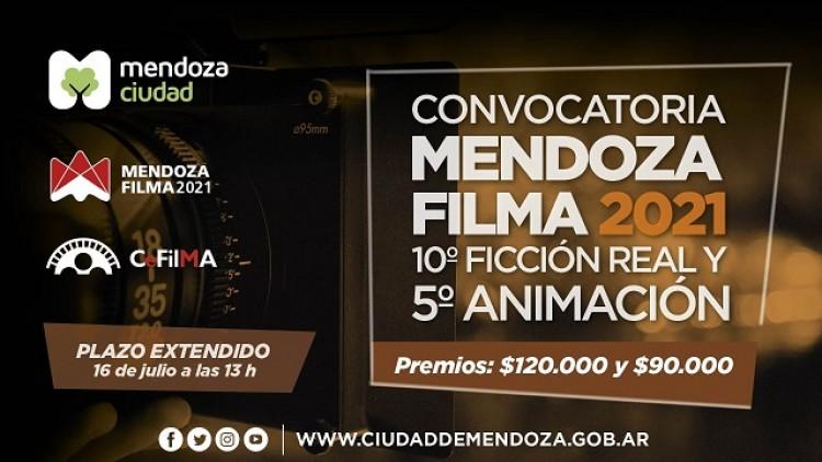 El concurso Mendoza Filma amplió su fecha de cierre