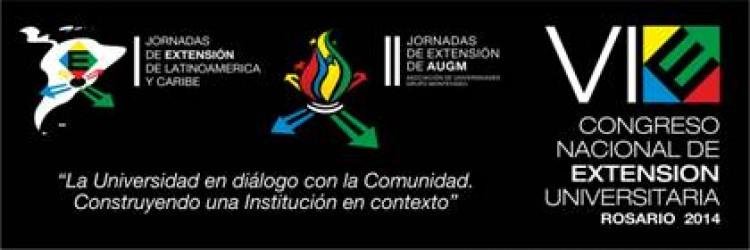 Extensionistas de todo el país se reúnen en Rosario