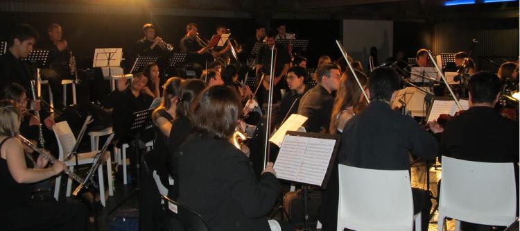 Alumnos de música actuarán con la Orquesta Sinfónica