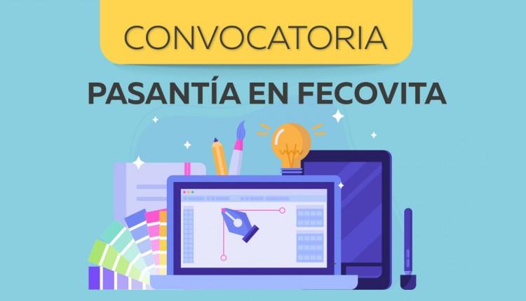 Pasantía en FECOVITA para estudiantes de Diseño Gráfico