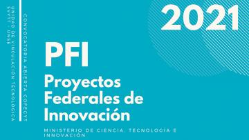 Abrió convocatoria para proyectos de difusión y transferencia de tecnología