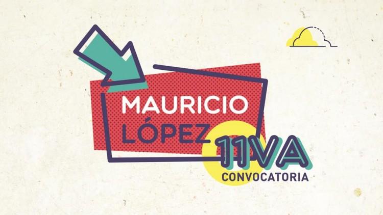 Extienden el plazo de convocatoria de los Proyectos Mauricio López