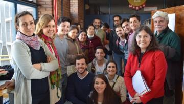 La Cátedra Diseño y Territorio expuso los trabajos desarrollados este semestre