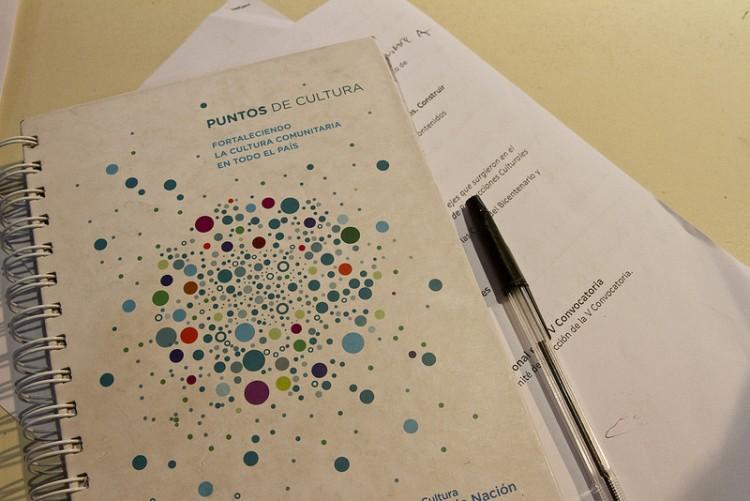 Puntos de Cultura: presentá proyectos de intervención cultural y comunitaria