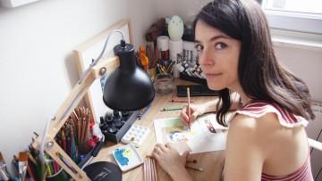 Cecilia Pugliesi compartirá su experiencia en el ámbito de la Narrativa Gráfica