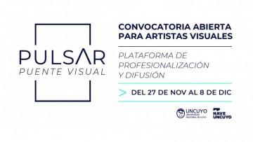 La UNCUYO abre la convocatoria PULSAR para artistas visuales